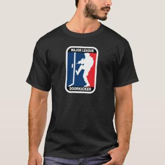 Belangrijke Kicker van de Deur van de Liga T Shirt