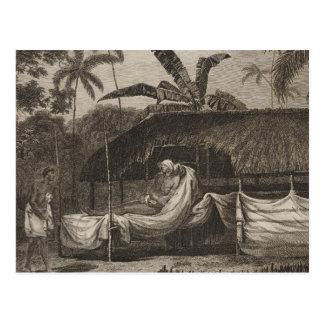 Belangrijkst T-shirt, Otaheite, Tahiti Briefkaart