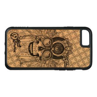 Belangrijkste Houten Afdruk IPhone Carved iPhone 8/7 Hoesje