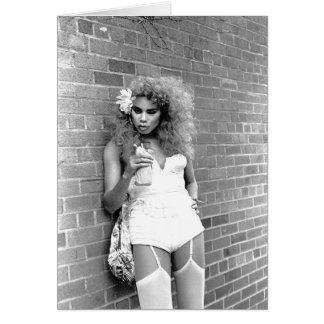 Belemmering Koningin NYC. 1989 Briefkaarten 0