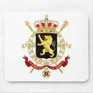 Belgisch Embleem - Wapenschild van België Muismatten
