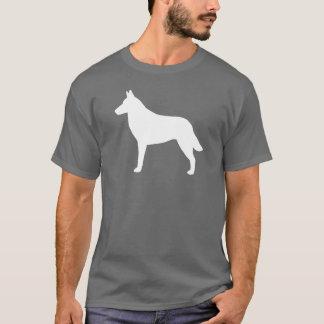 Belgisch Silhouet Malinois T Shirt