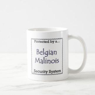 Belgisch Veiligheidssysteem Malinois Koffiemok