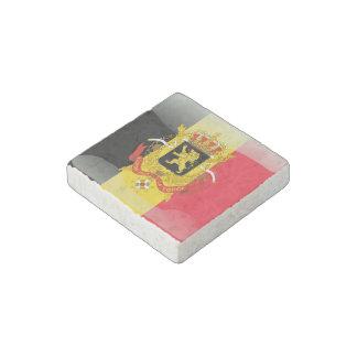 Belgisch Wapenschild Stenen Magneet
