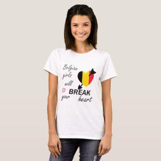 Belgische Heartbreaker T Shirt