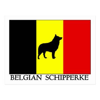 Belgische Schipperke Briefkaart