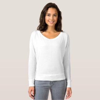 Bella Flowy van vrouwen van het Overhemd van de Longsleeve