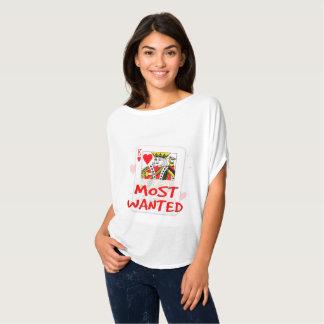 Bella van de MEESTE GEWILDE Vrouwen+De Bovenkant T Shirt