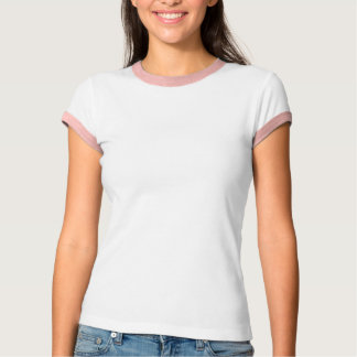 Bella van vrouwen+De T-shirt van de Bel van het