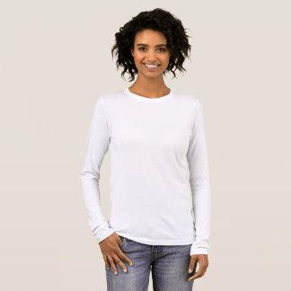 Bella van vrouwen+T-shirt van het Sleeve van het T Shirts