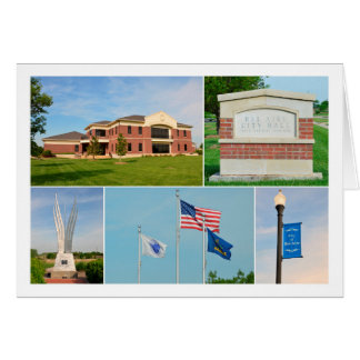 Bels Aire, Kansas, Stadhuis Kaart