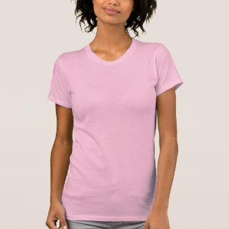 Bemanning V van vrouwen - hals plus de T-shirt van
