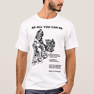 Ben Allen u een laboratoriumrat kunt zijn T Shirt