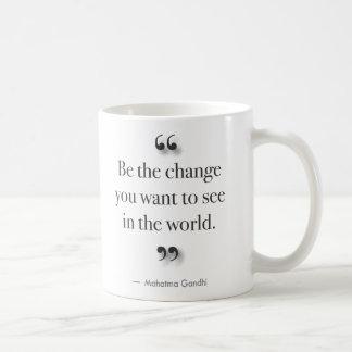 Ben de Verandering - voor linkshandige drinkers Koffiemok