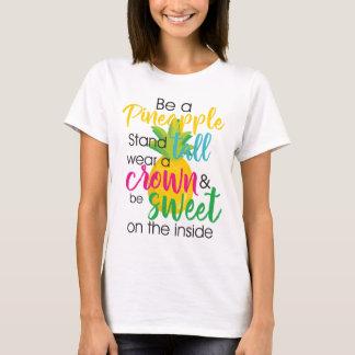 Ben een Ananas T Shirt