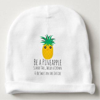 Ben een Lange Tribune van de Ananas Zoet is Baby Mutsje