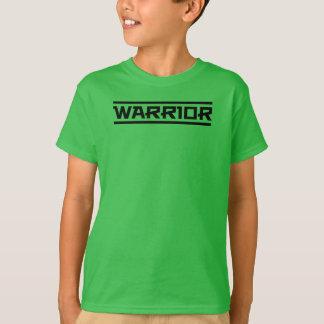 Ben een strijder t shirt