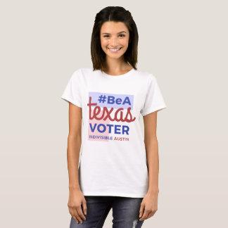 Ben een T-shirt van de Kiezer van Texas