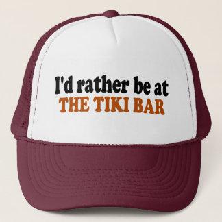 Ben eerder bij de Bar Tiki Trucker Pet