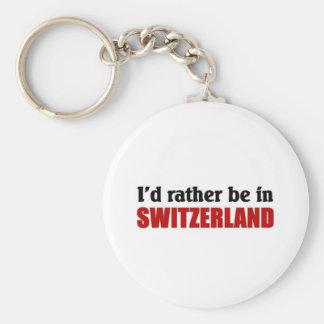 Ben eerder in Zwitserland Sleutelhanger
