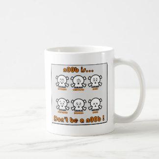 Ben geen noob koffiemok