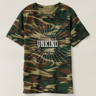 Ben geen Onaardig Citaat T Shirts