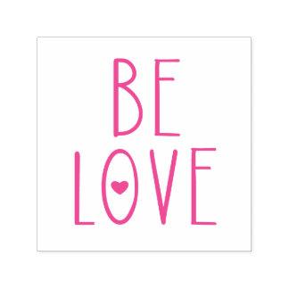 Ben het Hart van de Liefde Zelfinktende Stempel
