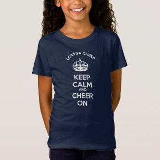 Ben Kalm en juich toe T Shirt