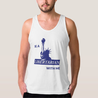 Ben Libertarian met me Tanktop