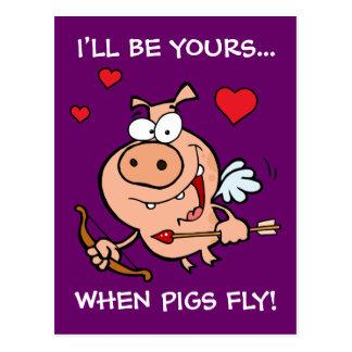 Ben Mijn anti-Valentijn Briefkaart