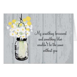 Ben Mijn Bruidsmeisje - de Kruik & Wildflowers van Briefkaarten 0