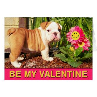 Ben Mijn Valentijn Kaart