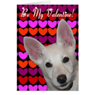Ben Mijn Wenskaart van Valentijn