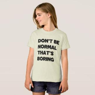 Ben T-shirt van de Kleding van Normale Meisjes de
