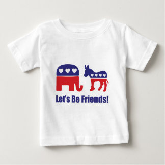Ben Vrienden! Baby T Shirts