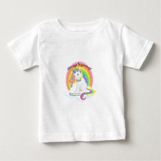 Ben zelf. Het Magische Ontwerp van de eenhoorn Baby T Shirts