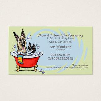 Benoeming van de Thee van de Honden van het Visitekaartjes
