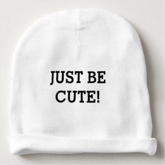 BENT U het Pet van Beanie van het Baby Baby Mutsje