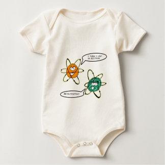 Bent u Positief? Baby Shirt