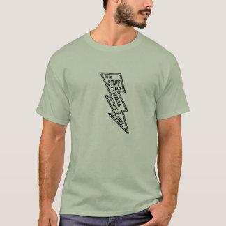 Bepaal energie t shirt