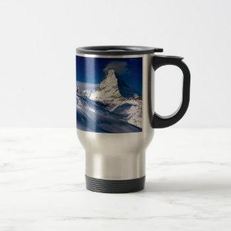 Berg Matterhorn Valais Zwitserland Reisbeker