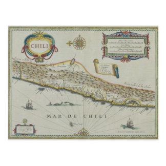 Bergen in Chili Briefkaart
