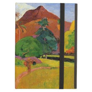 """""""Bergen in Tahiti"""" - Paul Gauguin iPad Air Hoesje"""