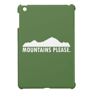 Bergen tevreden iPad mini case