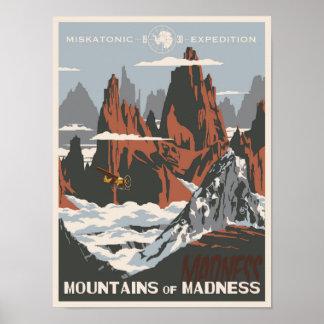 Bergen van Waanzin Poster