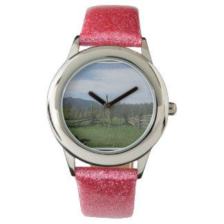 Bergweide Horloges