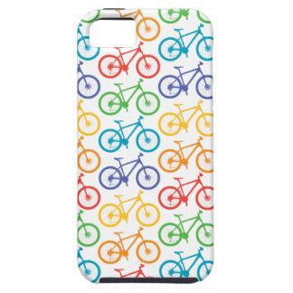 Berijd een Fiets Marin - witte iphone 5 Tough iPhone 5 Hoesje