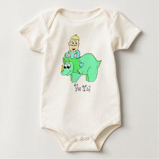Berijdende Dino, Yee Ha! Baby Shirt