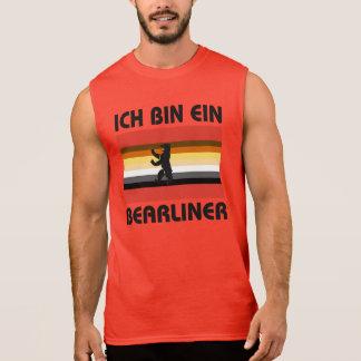 Berlijn draagt de Bak Ein Bearliner van Ich van de T Shirt