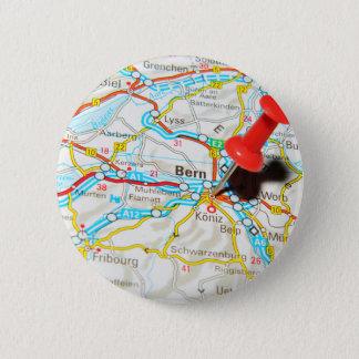 Bern, Zwitserland Ronde Button 5,7 Cm